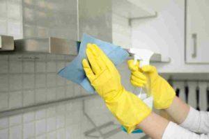 Limpieza de la Campana Extractora - Limpiar Campana Extractora