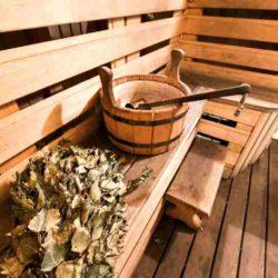 Limpieza de las saunas - Limpieza de Saunas