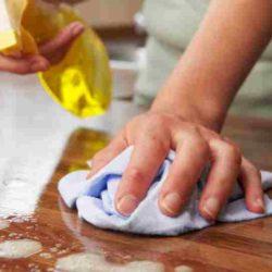 Rutina de limpieza - Seguir una Rutina e Limpieza