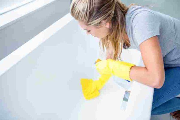 Limpiar la Bañera - Limpiar Bañera - Como Limpiar la Bañera