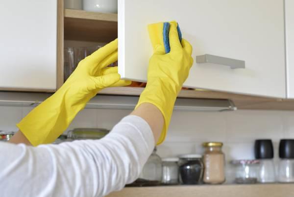 Guia de limpieza de casas