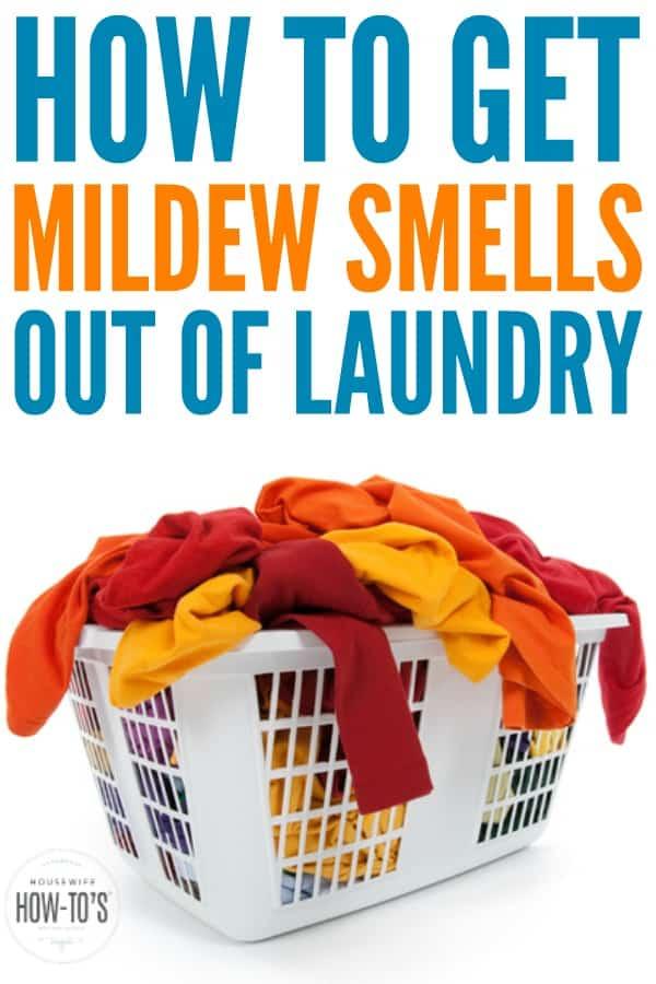 Cómo eliminar los olores a moho de la ropa: tres formas sencillas de utilizar ingredientes caseros para eliminar los olores a moho de la ropa. # lavandería #consejo de lavandería #control de lavandería # moho # olores #control de olores #housewifehowtos #consejo de hogar #consejo de limpieza #consejo de limpieza