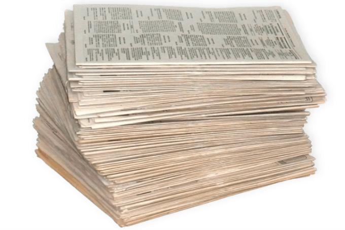 Mitos de limpieza de antaño reventados: el periódico no limpia el vidrio tan bien como los paños de microfibra