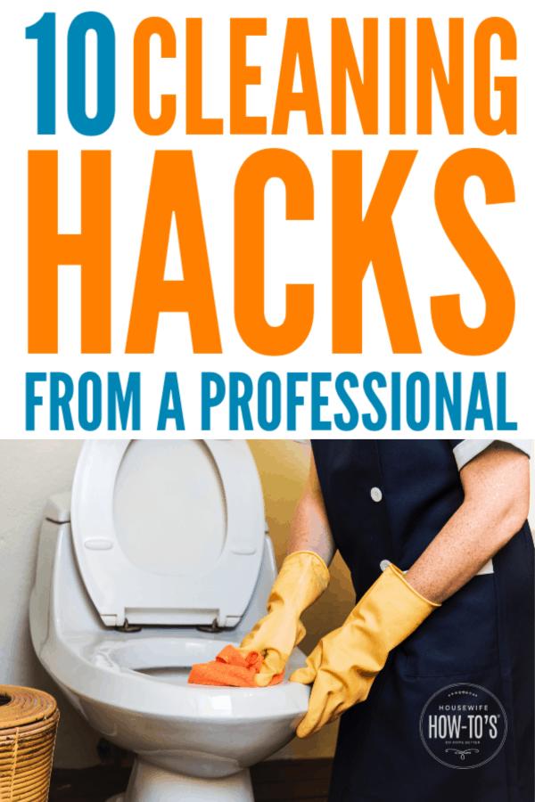 Trucos de limpieza profesional: limpia tu casa como un profesional #limpieza #hacks de limpieza #housewifehowtos #householdtips
