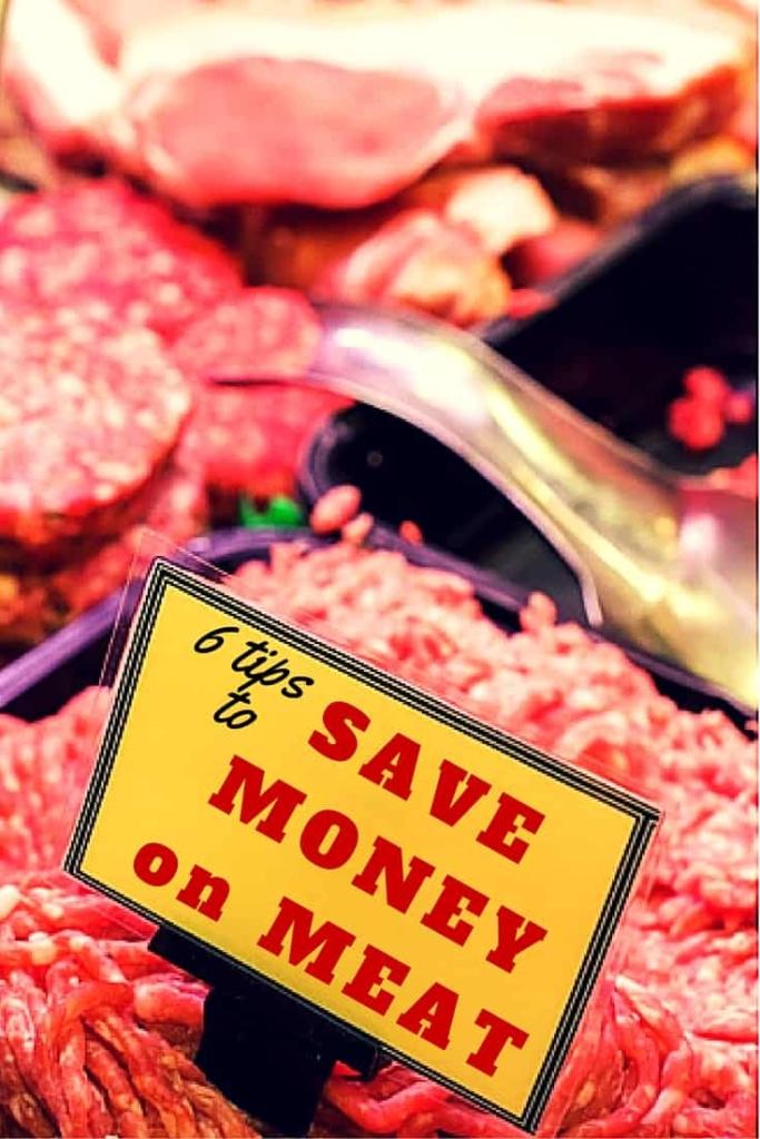 6 consejos para ahorrar dinero en carne sin que su familia pase hambre