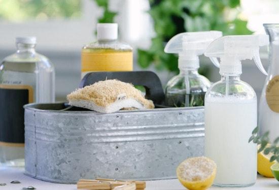 Señales de que eres una persona ordenada: sabes dónde están tus herramientas de limpieza