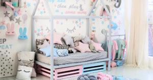 Limpieza para Habitaciones de Niños