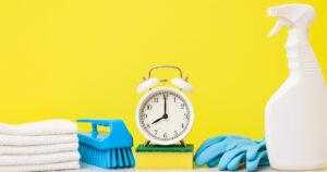 Mantener su Casa Limpia por más Tiempo