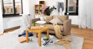 Acabar con el desorden en casa