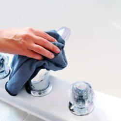 Eliminar las Manchas de Agua Dura