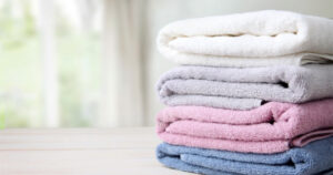 Lavar y Revivir las Toallas