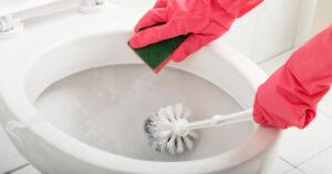 Limpiar Profundamente un Baño