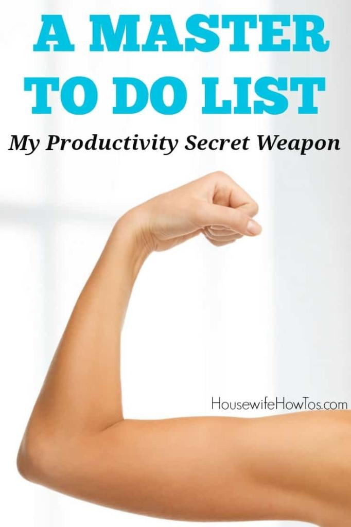 Master To Do List: esta herramienta de productividad me mantiene al tanto de las cosas sin mantenerme despierto por la noche #productividad #gestión del tiempo #todolist