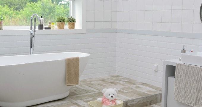 Lista de verificación de limpieza de primavera del baño