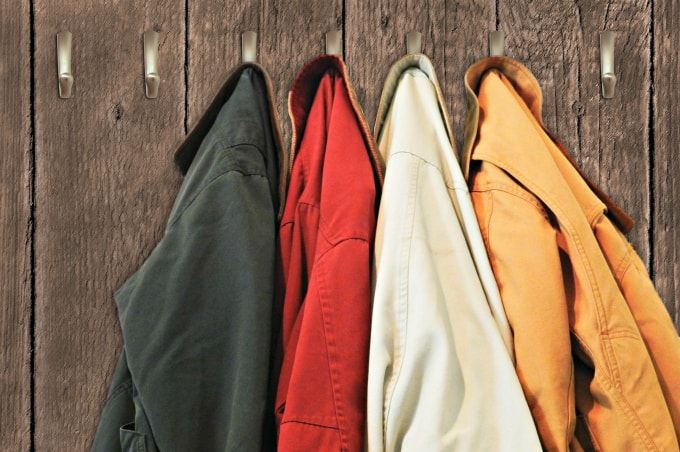 Cómo guardar la ropa de invierno