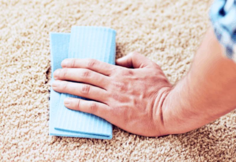 Cómo limpiar manchas de alfombras: manchas viejas o nuevas