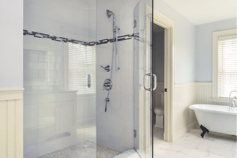 spray de limpieza de ducha diaria