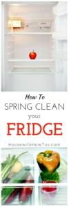 Cómo limpiar a presión un refrigerador: ¡tan limpio y que funciona mejor ahora también!