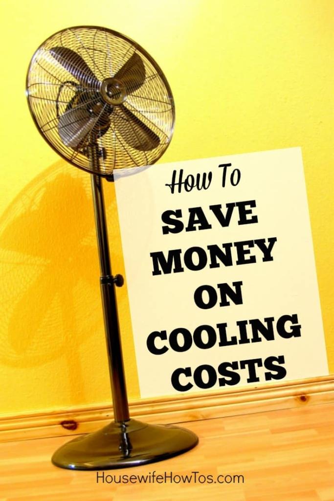 Cómo ahorrar dinero en costes de refrigeración | 13 sencillos consejos que realmente han reducido mis facturas de servicios públicos de verano #savemoney