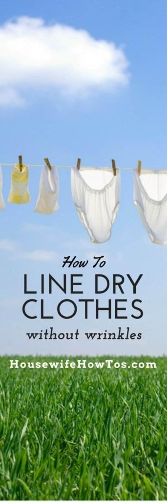 Cómo alinear la ropa seca: excelentes consejos para mantenerla libre de arrugas