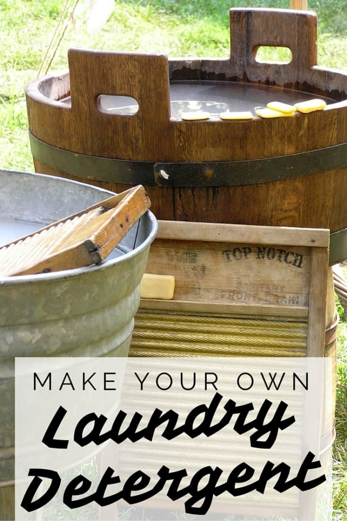 Cómo hacer detergente para la ropa: ¡omita los ingredientes misteriosos y obtenga su ropa igual de limpia por centavos a la semana!