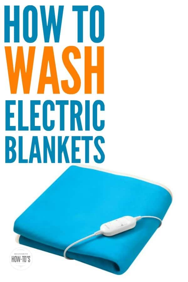 Cómo lavar mantas eléctricas: no puedo creer cuántas mantas eléctricas arruiné antes. ¡Esto los limpia y todavía funcionan muy bien también! #lavado de ropa #conjuntos de lavandería #mantas eléctricas #limpieza #limpieza profunda