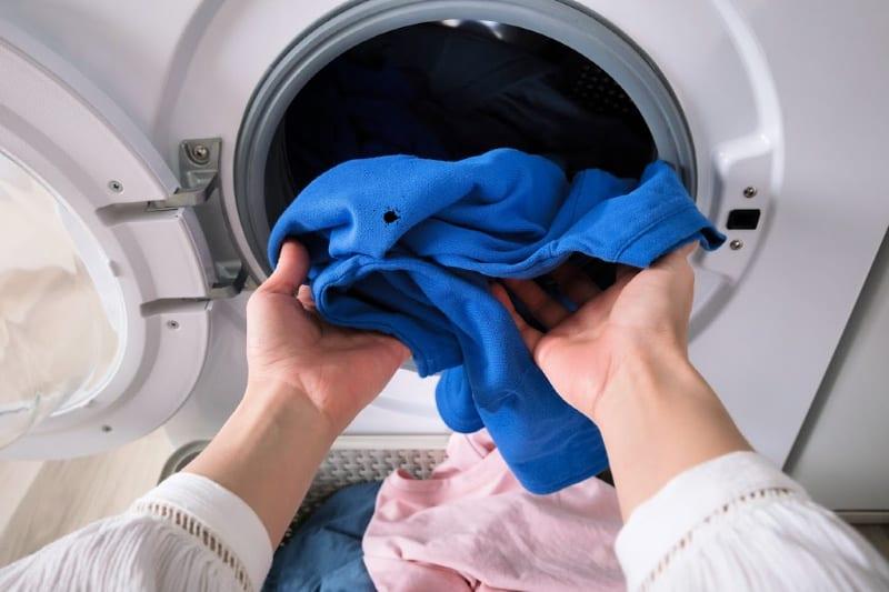 Cómo limpiar suciedad en la secadora