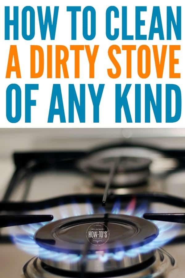 Cómo limpiar una estufa sucia: elimine las manchas y haga que los quemadores funcionen como nuevos.  #limpieza #limpieza de la cocina #amas de casa #tareas del hogar #consejo del hogar