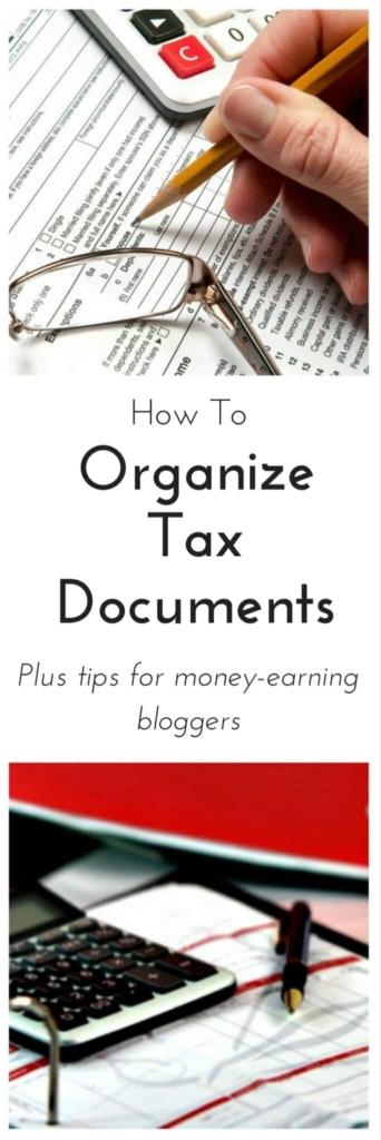 Cómo organizar los documentos fiscales: un sistema tan fácil