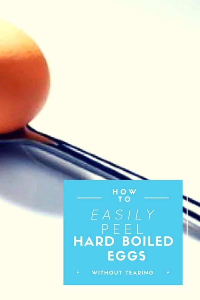 Cómo pelar huevos duros fácilmente - ¡No puedo creer lo simple que es pelar huevos sin romperlos!
