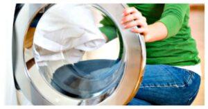 Limpiar la Suciedad en la Secadora