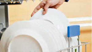 Limpiar un Lavavajillas